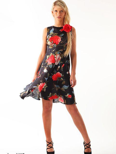Итальянские платья - летние и осенние, короткие и длинные, разных размеров и разных цветов. . Шоу-рум и